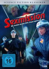 Sexmission - Science Fiction Klassiker - DVD - Neu  OVP