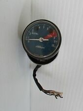 1975 1976 HONDA MT250 TACHOMETER ASSY FOR PARTS, 37250-358-770, OEM (*4509*)
