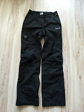 Women Jack Wolfskin TEXAPORE Stretch trousers pants hose size EU 34