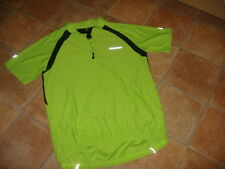 MUDDY FOX BIKE/CYCLE T-SHIRT/TOP,JERSEYS,SIZE M, G/C,MOUNTAIN BIKE TOP, FREE DEL