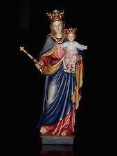 sehr schöne Muttergottes mit Kind, Maria Königin, Madonna mit Kind