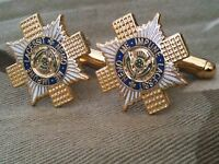Royal Scots Guards Military Cufflinks