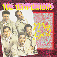 THE TEMPTATIONS : MY GIRL / CD