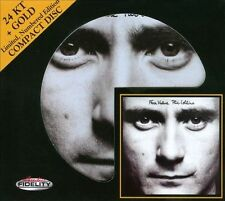 24K Gold CD Face Value by Phil Collins ( Nov-2010, Audio Fidelity) (Like MFSL)