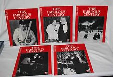 This Fabulous Century Book Lot - 1920's - 1970's - Time Life - America USA Lot 1