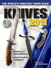 Knives 2011: The World's Greatest Knife Book-ExLibrary