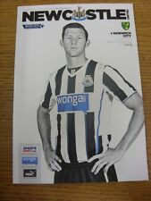 23/11/2013 Newcastle United v Norwich City  . Condition: Listed previously in br