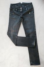 River Island Skinny Rock Chic Jeans In Size 10 S M