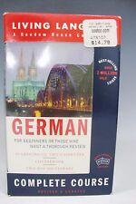 Complete Basics: German Complete Course Basic-Intermediate Audio/Cassettes/Dict.