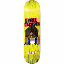 BAKER CYRIL CHICKEN SKATEBOARD DECK 8.25 INCH SKATE **FREE GRIP**FREE SHIPPING**