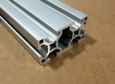 80/20 IncT-Slot Aluminum Extrusion 30 Series 30-3060 x Approx 1560mm Long F3-2