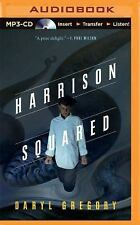 Harrison Squared by Daryl Gregory (2015, MP3 CD, Unabridged)