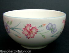 Boots Carnation Pattern Tea Size Open Sugar Bowl 11cm Dia - Looks in VGC
