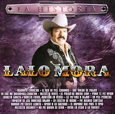 Lalo Mora: La Historia  Audio CD