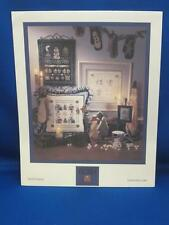 Shepherd's Bush SNOW FOLIO Cross Stitch Snowman Winter Christmas Snowflakes NEW