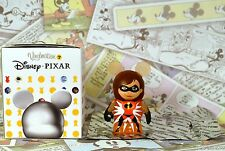 Disney Vinylmation Pixar 2 Elastigirl The Incredibles New With Box and Foil