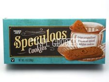 Trader Joe's Speculoos Belgian Butter Cookies Crisp Caramelized Cinnamon Spiced