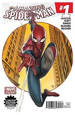 AMAZING SPIDER MAN #1  (2014) LIMITED EDITION ADI GRANOV COLOR VARIANT Marvel