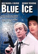 Blue Ice DVD Michael Caine Sean Young Rare OOP HTF New Sealed HBO Video Free Shp