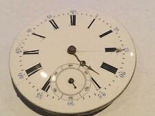 ANTIQUE  POCKET WATCH MOVEMENT ONLY  FOR PARTS SOLD AS IS #42