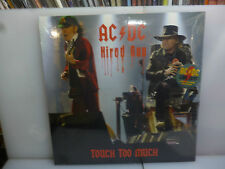 AC/DC-HIRED GUN.TOUCH TOO MUCH.WERCHTER,BELGIUM 2016-GREEN VINYL LP-NEW.SEALED.