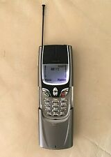 NOKIA 8890 WORKING  CONDITION - OFFERS ARE WELCOME ! !