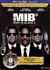 Men In Black 3 (MIB 3) 3D Collector's Edition SteelBook w/Worm Figurine (Czech)