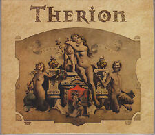 THERION 2012 CD - Les Fleurs Du Mal +1 (Digipak) Opeth/Haggard/Hollenthon - NEW
