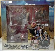 ONE PIECE DESKTOP REAL MCCOY 01 FIGURA FIGURE NEW NUEVA MEGAHOUSE