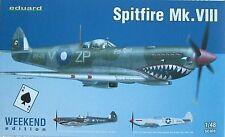 Eduard 1/48 EDK84139 Supermarine Spitfire Mk VIII Weekend Edition