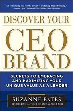 Suzanne Bates - Discover Your Ceo Brand (2011) - Used - Trade Cloth (Hardco
