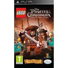 Lego pirates of the caribbean: the video game (Sony PSP, 2011) - us version