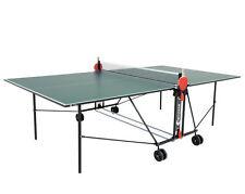 Tischtennisplatte Indoor Sponeta 1-42 i grün mit Netz nicht für outdoor