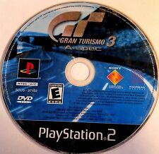 GRAN TURISMO 3  (PS2 GAME) (DISC ONLY) 3569