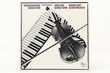 Eugene Gratovich & George Flynn Play Cage/Ives/Messiaen Vinyl 1982 *SEALED