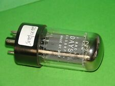 "Daystrom Mullard GZ34 5AR4 Vacuum Tube Very Strong Balanced ""f31"" 2670