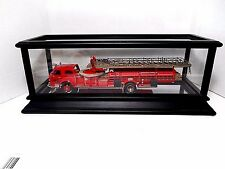 Franklin Mint '1954 Red American La France Fire Engine Truck with Display Case'