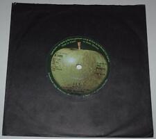 PAUL McCARTNEY & WINGS, JET*LET ME ROLL IT, 1973 APPLE R 5996, PATHE MARCONI