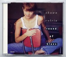 Shawn Colvin - Round Of Blues - Scarce Cd Single