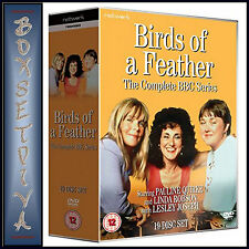 BIRDS OF A FEATHER - COMPLETE BBC SERIES - SEASONS 1 - 9 *BRAND NEW DVD BOXSET**