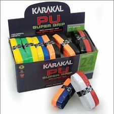 24 x Karakal Super Duo PU Replacement Grips - Tennis - Squash - Badminton