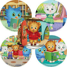 15 Daniel Tiger Neighborhood Stickers Teacher Supply Party Favors Katerina O Owl