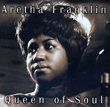 ARETHA FRANKLIN : QUEEN OF SOUL / CD