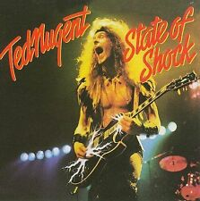 TED NUGENT - State Of Shock CD ** Excellent Condition RARE **