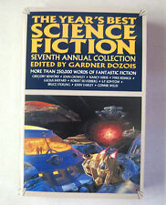 The Year's Best Science Fiction : Seventh Annual Collection  Paperback