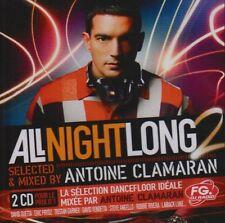 CD NEUF scellé - ANTOINE CLAMARAN - ALL NIGHT LONG -C46