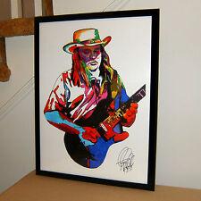 Ed King, Lynyrd Skynyrd, Strawberry Alarm Clock, Guitar, 18x24 POSTER w/COA