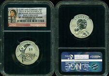 2015 W ENHANCED SACAGAWEA NGC SP70 ER RETRO FROM COIN CURRENCY SET NO BILL ORBOX