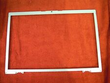 """15"""" MacBook Pro A1150 Front Screen Frame LCD Display Bezel (One Crack) #114-33"""