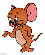 """2.5"""" TOM & JERRY SPIKE VINTAGE CHARACTER  PREPASTED WALL BORDER CUT OUT"""